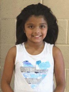 Ariana | Age 9
