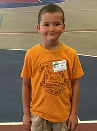 Benjamin | Age 8