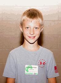 Jacob K | Age 11