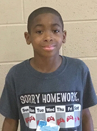 Javon | Age 10