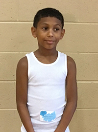 Jonathan D | Age 8