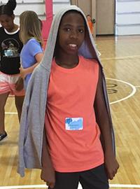 Jordan B | Age 12