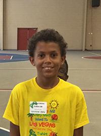 Jordan J | Age 12