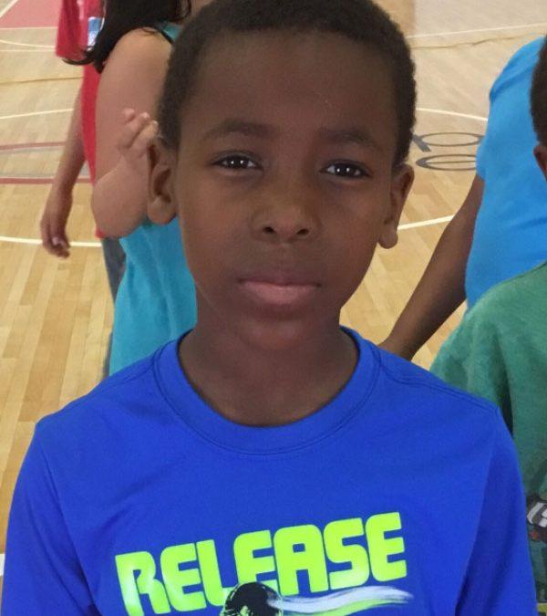 Jordan W | Age 8