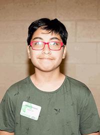 Justin C | Age 13