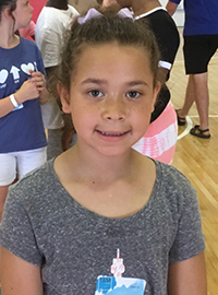 Makhylie   Age 8