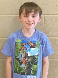 Trevor | Age 10
