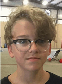 Trey | Age 14