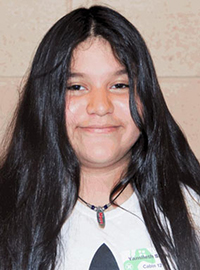 Yamileth | Age 13