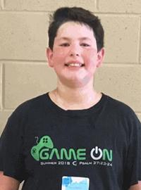 Jacob R | Age 12